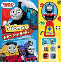 Thomas and Friends: Thomas Hits the Rails! Movie Theater Storybook & Movie Projector