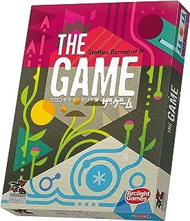 アークライト クワンチャイ・モリヤ版 ザ・ゲーム 完全日本語版 (1-5人用 20分 8才以上向け) ボードゲーム