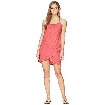 FIG Clothing Pop Dress (Obsidian Pink) Women