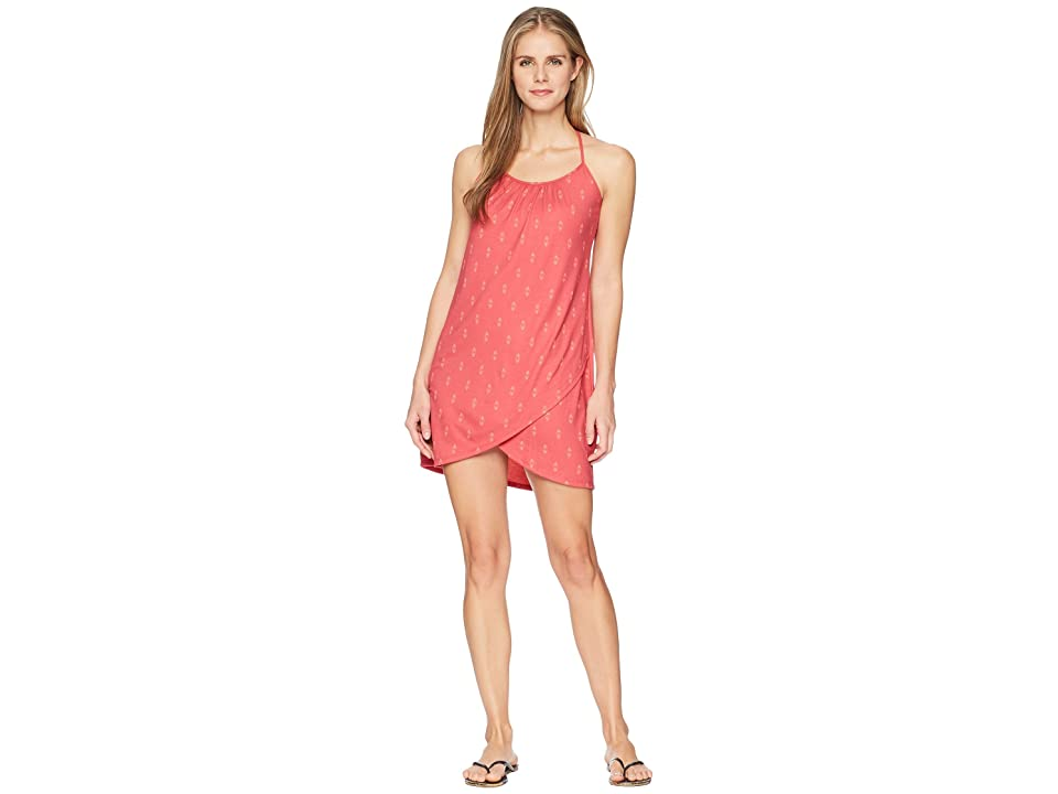 FIG Clothing Pop Dress (Obsidian Pink) Women