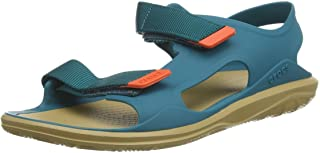 Crocs Swiftwater Molded Expedition Sandal, Bout Ouvert Homme