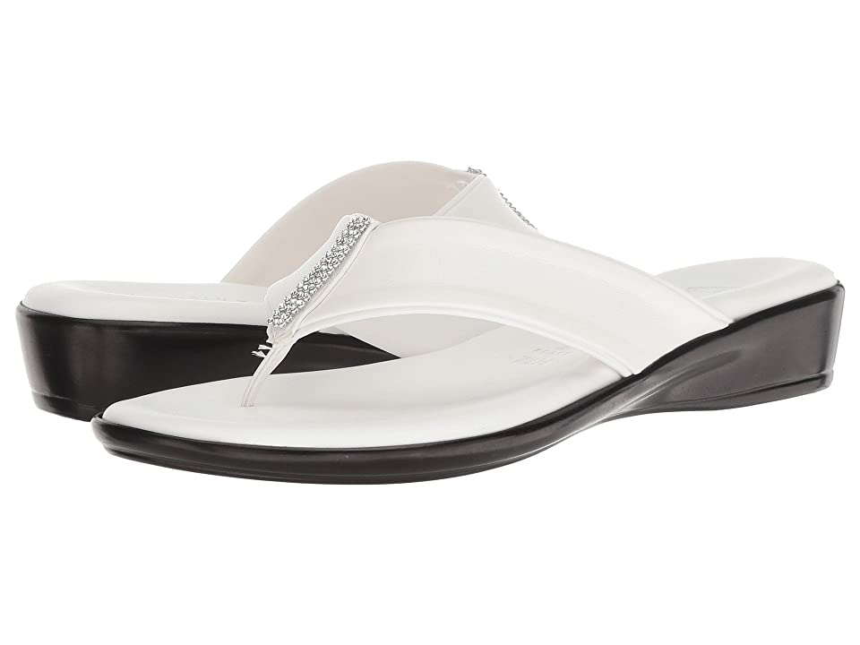 Italian Shoemakers Liviana (White) Women