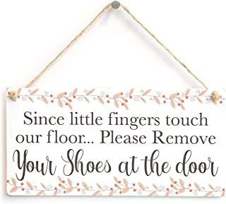 Best since little hands touch our floor sign Reviews