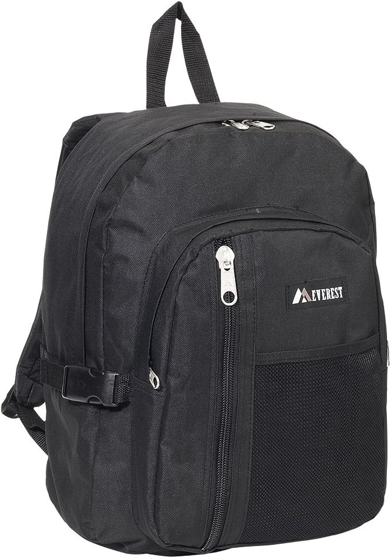 Everest Rucksack mit Netz-Vordertasche