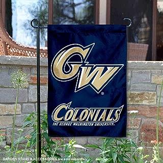 George Washington University Garden Flag and Yard Banner