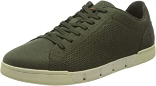 SWIMS Breeze Tennis Knit Wool Low, Scarpe da Ginnastica Uomo