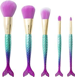 Tarte Minutes To Mermaid Brush Set, 5 Makeup Brushes