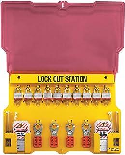 10-Lock Station