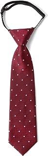[エムエイチエー] M.H.A.style ネクタイ 子供用 ワンタッチ (簡単装着) 男の子 キッズ ジュニア ドット 卒園式 30113