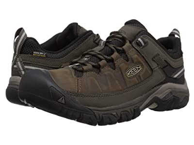 KEEN Targhee III Waterproof (Bungee Cord/Black) Men