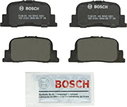 Bosch BP835 QuietCast Premium Disc Brake Pad Set For: Lexus ES300; Scion tC; Toyota Camry, Rear