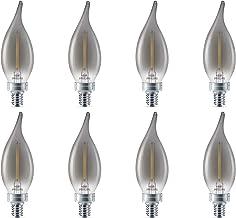 Philips LED 543173 LED Light Bulb, White, 8 Piece