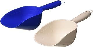 Van Ness Pureness 1-Cup Food Scoop - Assorted Colors (2 Pack)