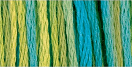 DMC 417F-4050 Color Variations Six Strand Embroidery Floss, 8.7-Yard, Roaming Pastures