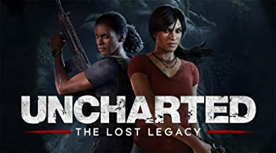bribase shop Uncharted The Lost Legacy Game Poster 43 inch x 24 inch