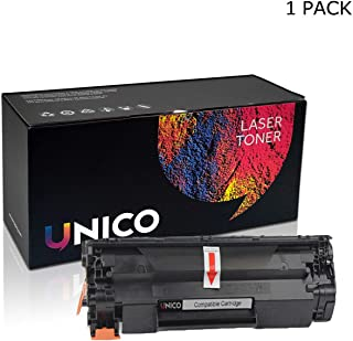 UNICO 104 Compatible Toner Cartridge Replacement for Canon MF4100 MF4150 MF4270 MF4350d MF4370dn MF4380dn D420 D480 (1PACK)