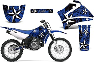 2000-2007 Yamaha TTR 125 AMRRACING ATV Graphics Decal Kit-Northstar-Blue