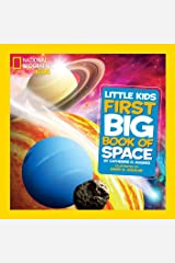 National Geographic Little Kids First Big Book of Space (Little Kids First Big Books) Kindle Edition