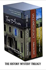 The Time and Again Trilogy Boxed Set (books 1-3) Kindle Edition