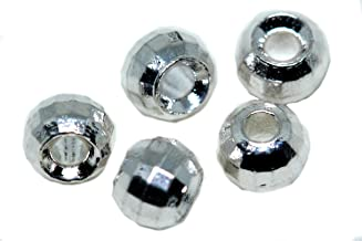 Prime Fish Co. Faceted Tungsten Fly Tying Bead Heads
