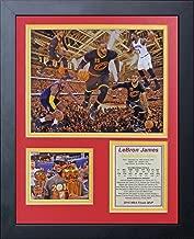 Lebron James - 2016 Finals MVP Collage - Cleveland Cavaliers 11