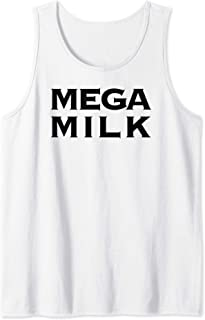 Funny Manga Meme Mega Milk Tank Top