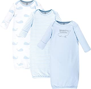 Unisex Baby Organic Cotton Gowns
