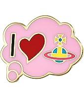 Vivienne Westwood - Cloud Badge