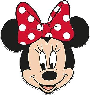 ALMACENESADAN 0864; Super Silueta Disney Minnie Mouse; Producto de cartón; diametro Aprox 83 cm