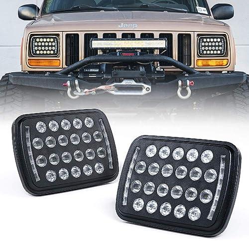 Jeep Cherokee Xj Headlight Conversion Kits Amazoncom