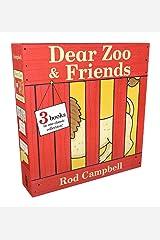 Dear Zoo & Friends: Dear Zoo; Farm Animals; Dinosaurs Board book