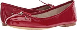 True Red Soft Cow Patent Leather