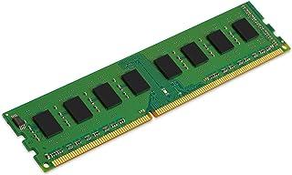 ذاكرة كمبيوتر مكتبي دي دي ار 3 4 جيجا من كينجستون بي سي 3-12800 1600 ميجاهيرتز بدون شفرة تصحيح الاخطاء سي ال 11، KVR16N11S8-4
