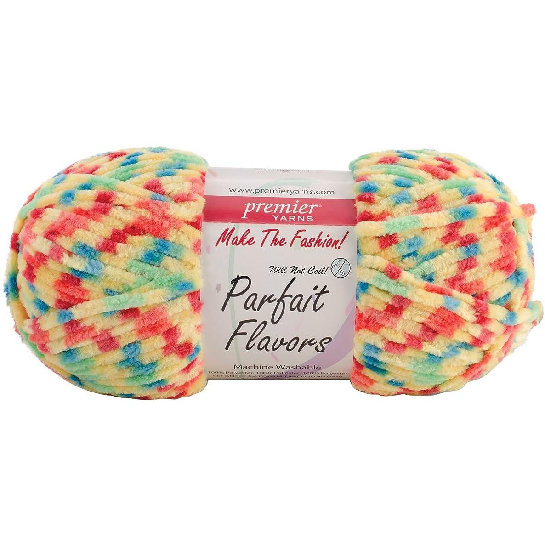 Premier Yarn Parfait Flavors Yarn, Snow Cone