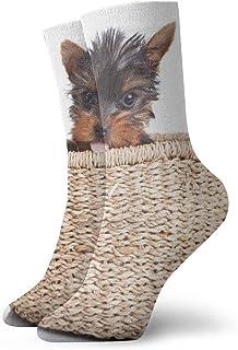 OUYouDeFangA, OUYouDeFangA - Calcetines cortos de algodón para adultos, para yoga, senderismo, ciclismo, correr, fútbol