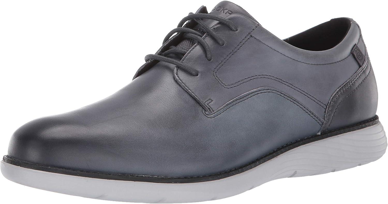 Rockport Many popular brands Max 62% OFF Men's Garett Toe Plain Oxford