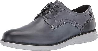 حذاء أكسفورد رجالي سادة عند أصابع القدم من Rockport