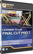 Learning Final Cut Pro 7 Training Video - Tutorial CD