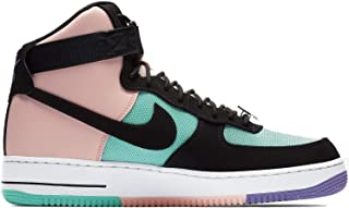 Nike Men's Air Force 1 High '07 LV8 'Have A Day' Hyperjade/Black/Bleached Coral CI2306-300