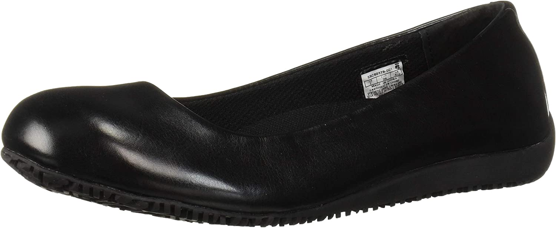 Fila Women's Kimber Slip Resistant Work Flats Hiking Shoe