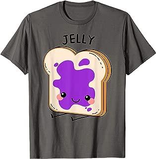 Jelly Matching Halloween Costume Set DIY Peanut Butter Shirt