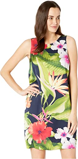 Paradise Breeze Sheath Dress