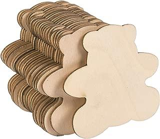 wooden teddy bear cut out
