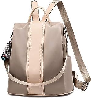 TcIFE señoras mochila impermeable antirrobo mochila escolar mochila de viaje escolar