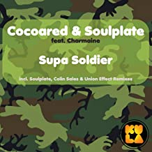 Supa Soldier (feat. Charmaine) [Soulplate Deeper Dub]