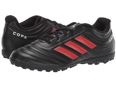 adidas Copa 19.4 TF (Core Black/Hi-Res Red/Silver Metallic) Men