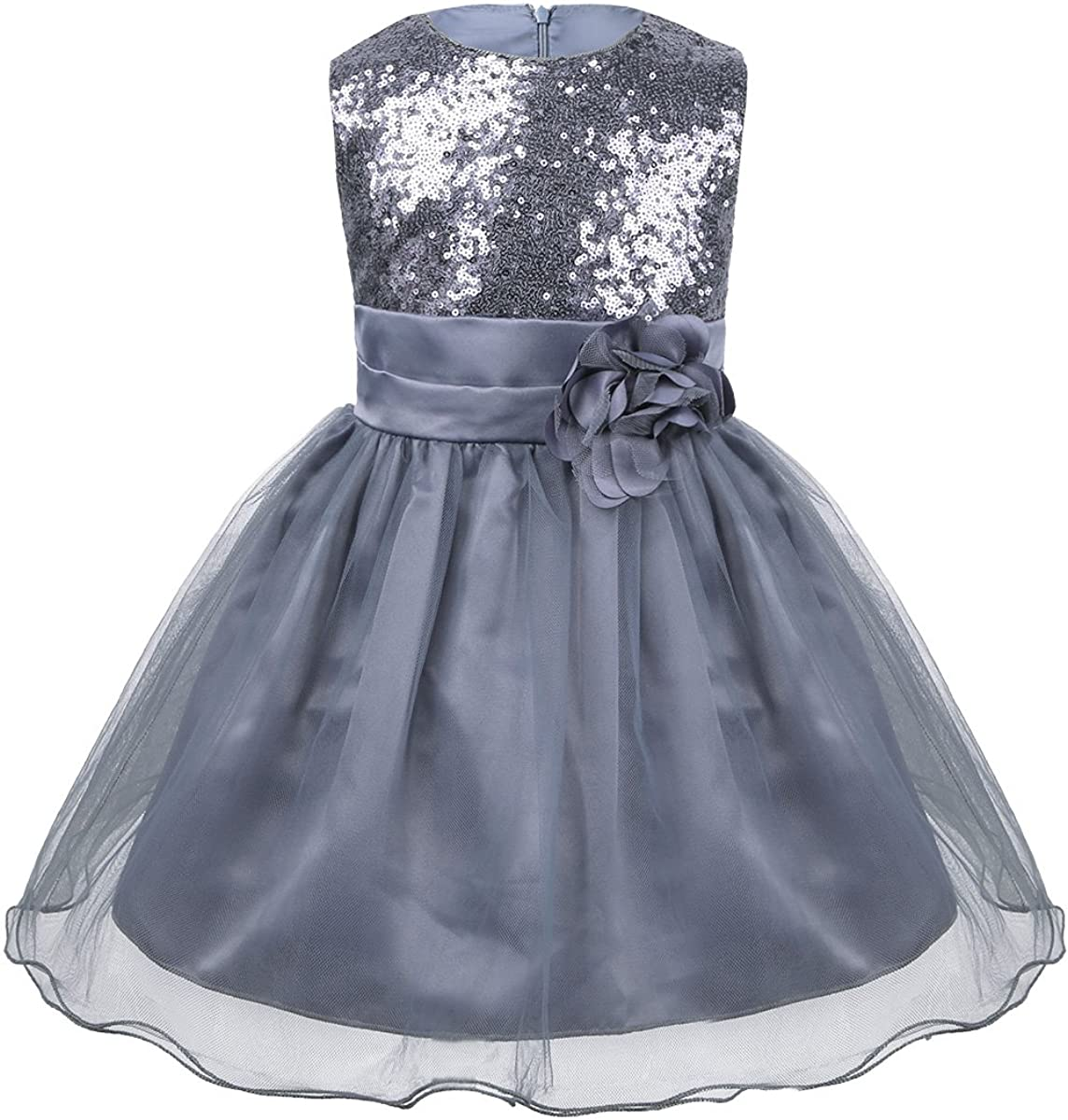 TiaoBug Max 45% Over item handling OFF baby-girls Gown Ball