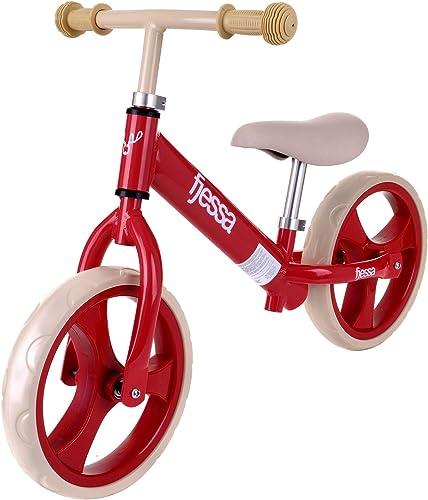 FJESSA Gründe Kinderlaufrad Kinderfahrrad Fahrrad