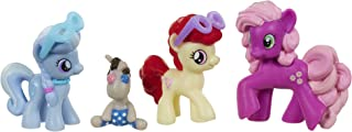 My Little Pony, Pony Lesson Set (Silver Spoon, Twist-a-loo, and Cheerilee), 3-Pack