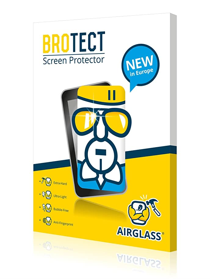BROTECT AirGlass Glass Screen Protector for Apple Remote Control Apple TV 4, Extra-Hard, Ultra-Light, Screen Guard